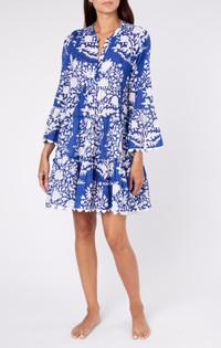 Juliet Dunn Palladio Flare Dress