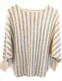 Kerisma Ryu Ko Sweater, Ecru/Heather