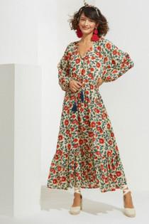 Roller Rabbit Rosetone Olaya Dress