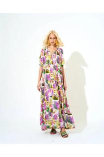 Oliphant Fauna Maxi Dress