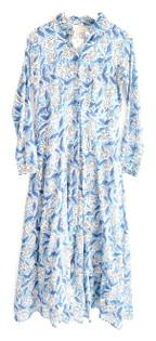 Livro Shirtdress, Blue Thistle