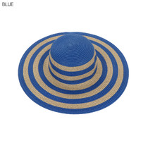 Cabana Hat, Mykonos Blue