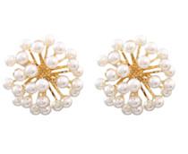 Pearl Dandelion Buttons