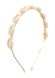 Cowrie Crown Headband
