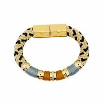 Holst & Lee Tiger Colorblock Bracelet