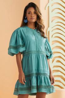 Marie Oliver Jade Dress