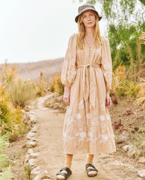 The Great Derby Dress, Wheat
