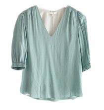 Anna Cate Collins Top,  Seaglass