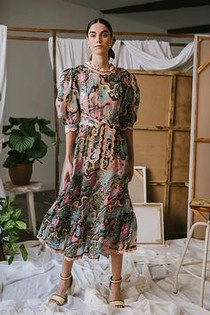 Celia B Petunia Dress