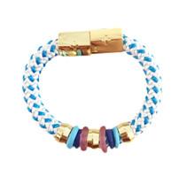 Holst & Lee Isle of Palms Colorblock Bracelet