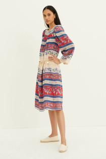 Antik Batik Christina Midi Dress