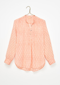 Matta Iride Buti Top, Peach