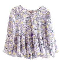 Ro's Garden Diva Top,  Padma Lilac