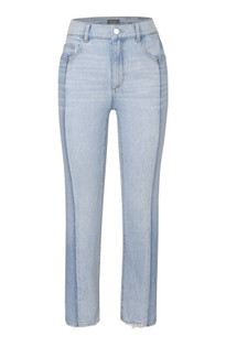 DL1961 Patti Vintage Straight Jean, Powder