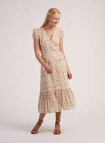 Cleobella, Briella Midi Dress, Victorian Floral