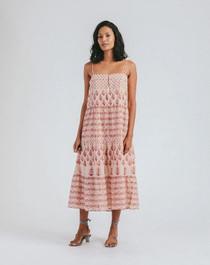 Cleobella Daisy Midi Dress, Gradient