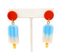 Holst & Lee Popsicle Earrings, Bramble