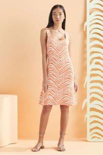Marie Oliver Marlowe Knit Dress, Bombay