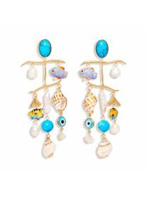 Mignonne Gavigan Andros Charm Earring