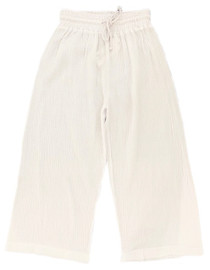 S'edge Cate Crop Pant, White