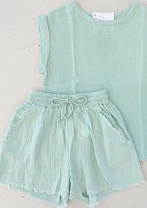 S'edge Marty Shorts, Mint