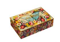 Louis Sherry 12 Piece Chocolate Truffles Box, Butterfly
