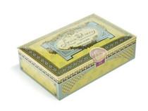 Louis Sherry 12 Piece Chocolate Truffles Box, Vintage 1881