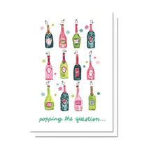 Evelyn Henson Team Bride Champagne Card