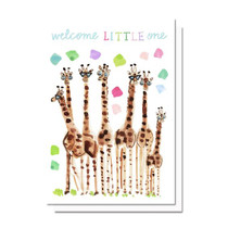 Evelyn Henson Welcome Little One Card