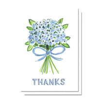 Evelyn Henson Thank You Bouquet Card