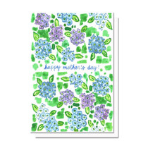 Evelyn Henson Mother's Day Hydrangea Card