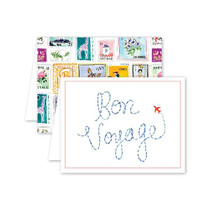 Dogwood Hill Bon Voyage Boxed Card Set