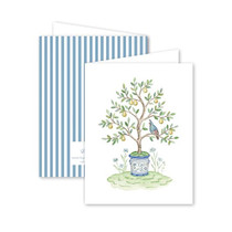 Dogwood Hill Partridge Tree Boxed Card Set