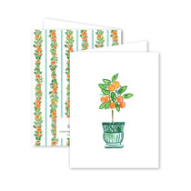 Dogwood Hill Charleston Citrus Boxed Card Set