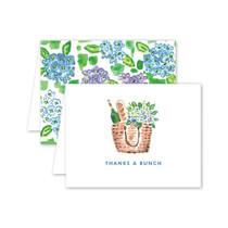 Dogwood Hill Nantucket Hydrangeas Boxed Card Set