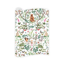 Dogwood Hill Wrapping Paper Roll, Woodland