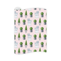 Dogwood Hill Wrapping Paper Roll, Foo Dogs