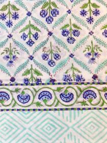 Livro Pareo, Blue Provencal