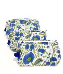 Livro Toiletry Bag Set, Royal Poppy