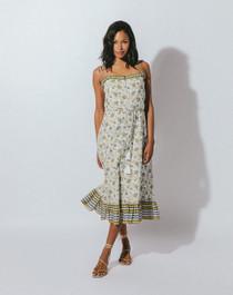 Cleobella Mae Midi Dress, Floral Polka