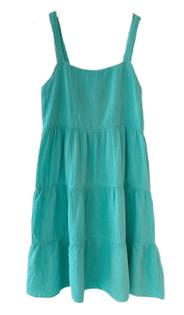 S'edge Chanel Mini Dress, Caribbean