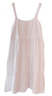 S'edge Chanel Mini Dress, White