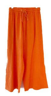 S'edge Cate Crop Pant, Orange Peel