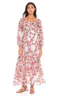 Banjanan Daffodil Dress, Dune Daisy