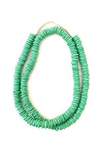 Trade Beads, Apple Green