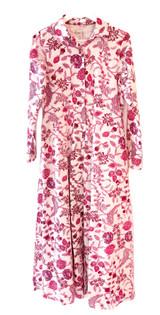 Livro Classic Shirtdress, Pink Bouquet