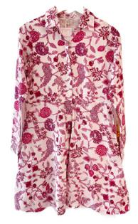 Livro Mini Shirtdress, Pink Bouquet