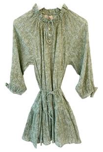 Cleobella Brinley Mini Dress, Splash Print
