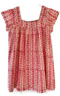 Grace Holiday Livvy Dress, Tulip Stripe