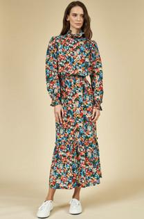 Hunter Bell Oakley Dress, Wild Rose